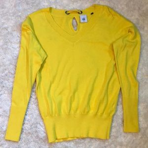 cabi XS Canary pullover